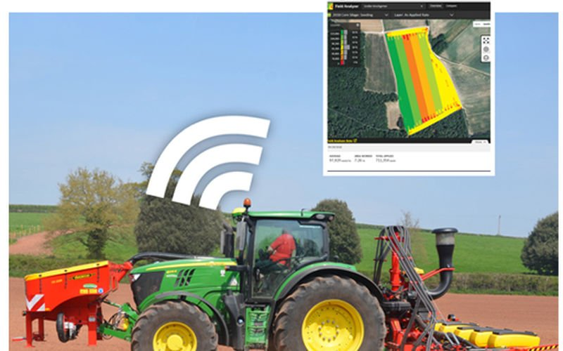 MASONS KINGS AT THE FOREFRONT OF JOHN DEERE TECHNOLOGY IN THE SOUTH WEST